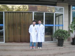 石家庄财会学校就业明星王宁、仉红艳