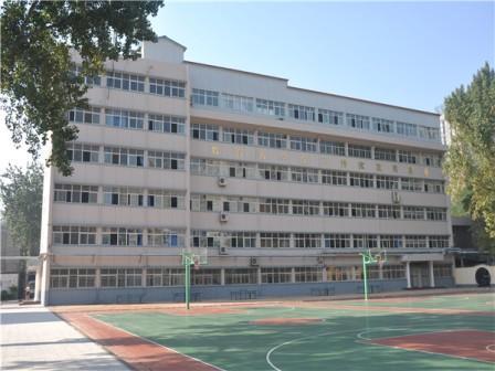石家庄棉四幼师教学楼