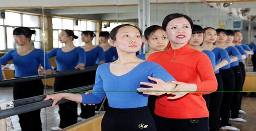 石家庄学前教育学校舞蹈课